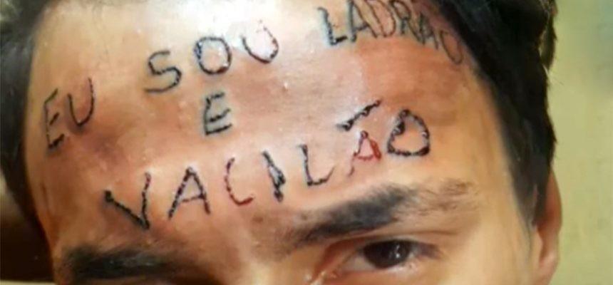 Breve anlise Jurdica do caso do Tatuador x Suposto Ladro Vacilo