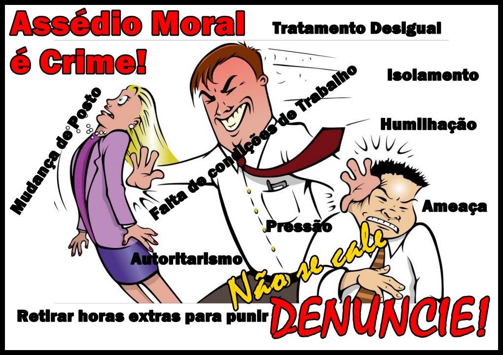 Resultado de imagem para assédio moral