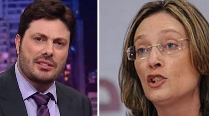 Danilo Gentili versus Maria do Rosrio qual o limite do humor