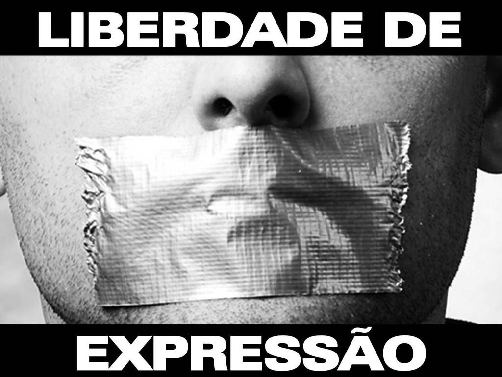 Resultado de imagem para liberdade de expressão