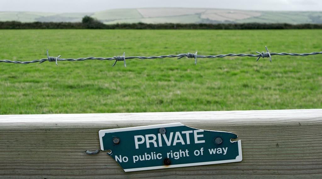 Qual a diferena entre posse e propriedade