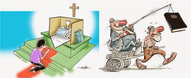 O abuso de poder religioso nas eleies tem o mesmo mal dos demais