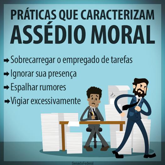 Resultado de imagem para assdio moral no trabalho