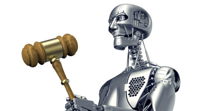 Resultado de imagem para robo advogado