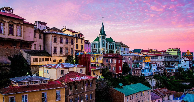 Foto da cidade de Valparaíso