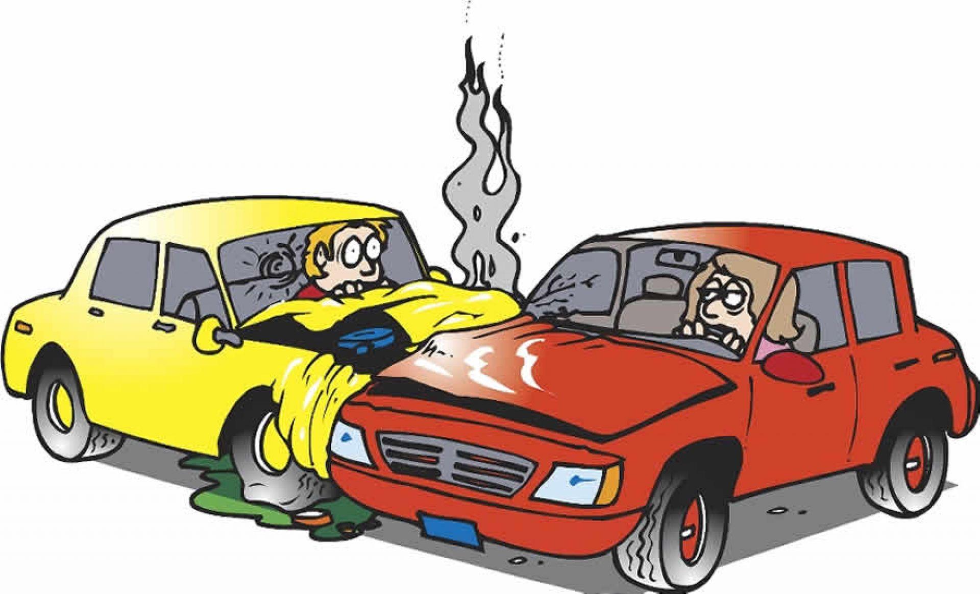 Sofreu um acidente de carro saiba o que deve ser feito - Coloriage cars accident ...