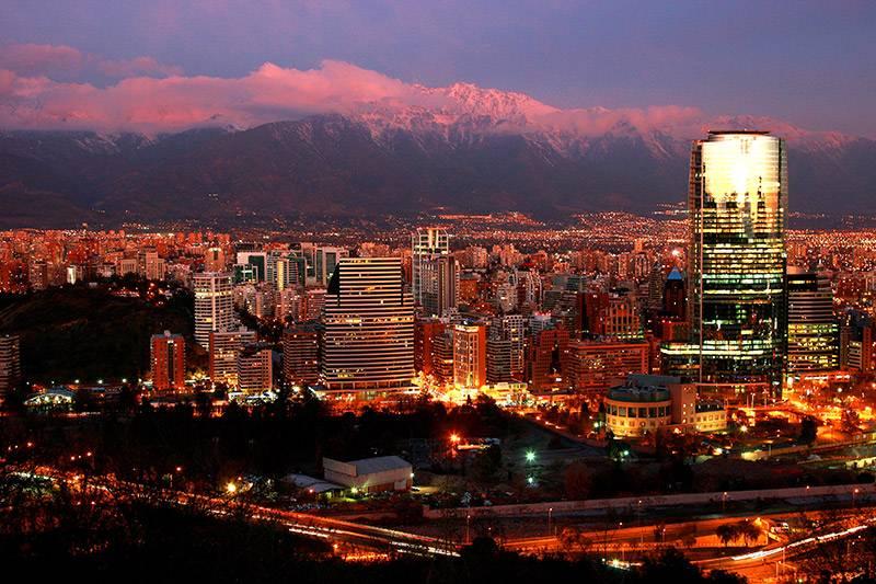 Foto Santiago do Chile